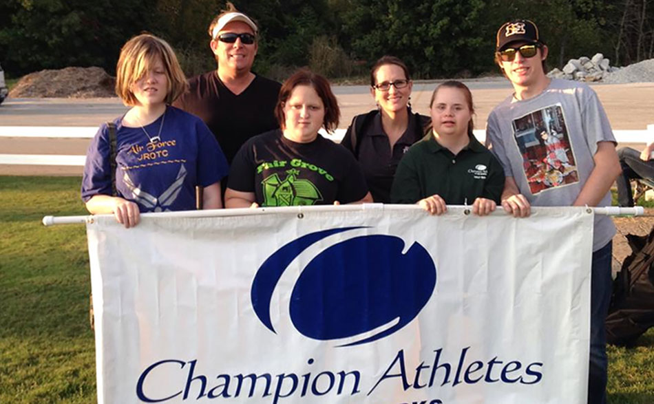 Champion Athletes